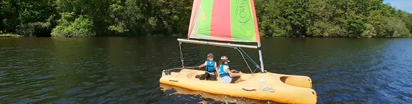 Du Vendée Globe au lac de Saint-Pardoux, une éducation limousine à la voile